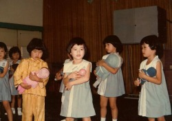 School History 1979, Pre-primary class performance