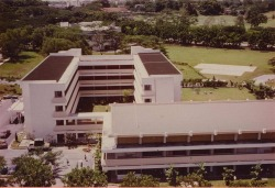 School History 1983, Clementi Ave New School Building