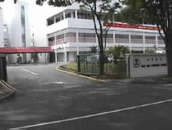 School History 1998, New Compound at Jalan Lempeng 02